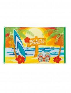 Flagge Strandparty 90 x 150 cm