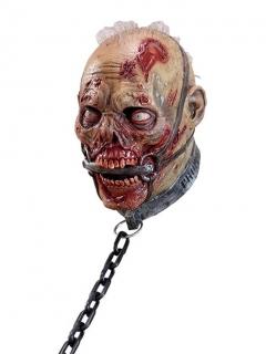 Versklavter Zombie Halloweenmaske