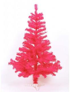 Weihnachtsbaum Weihnachtsdekoration pink