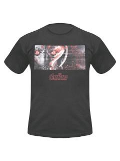 Avengers-T-Shirt Age of Ultron Fanshirt schwarz