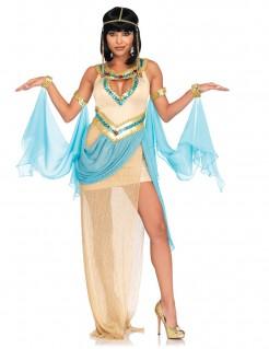 Sexy ägyptische Königin-Damenkostüm