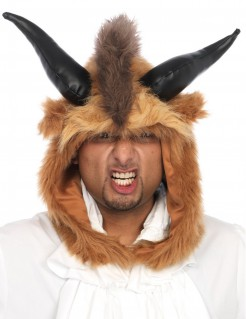 Raubtiermaske für den Kopf