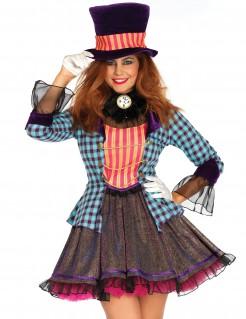Hutmacherin-Kostüm