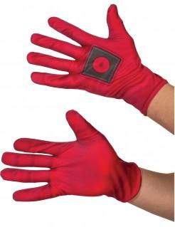 Deadpool Handschuhe ™ Erwachsene