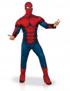 Muskulöser Spiderman™ Herrenkostüm Superheldenkostüm Lizenzware
