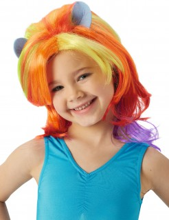 Rainbow Dash™-Kinderperücke My little Pony™