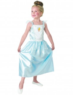 Disney™ Aschenputtel-Kostüm für Kinder hellblau