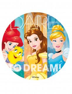 Disney Prinzessinnen™-Oblate Kuchendeko 20cm