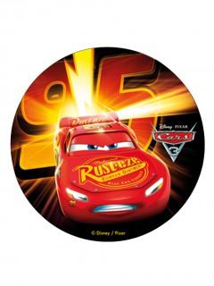 Cars 3™-Oblate Kuchendeko 20cm