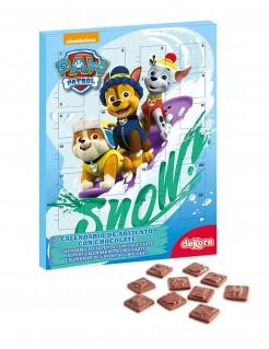 Paw Patrol™ Schokoladen-Adventskalender Lizenzware bunt 50g