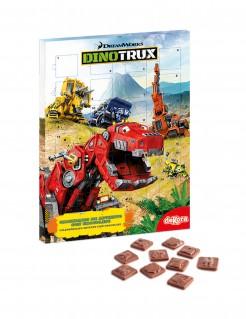 Dinotrux™-Adventskalender mit Schokolade