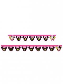 Minnie Maus™-Geburtstagsgirlande 2m