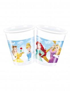 Kunststoffbecher Disney™ Prinzessinnen 8 Stück bunt 20cl