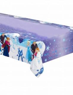 Tischdecke aus Kunststoff Die Eiskönigin™ violett-bunt