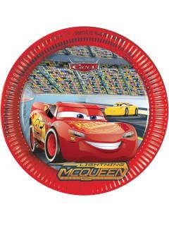 Disney™ Cars 3™ Partyteller Lizenzware 8 Stück bunt 23cm