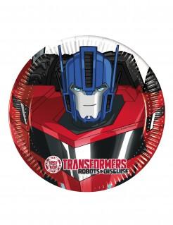 Transformers RID - 8 Pappteller 20 cm