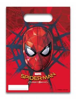 Spider-Man: Homecoming™-Geschenktüten 6 Stück