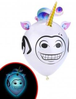 Leuchtender Einhorn-Luftballon illooms®