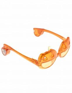 Spaßbrille Kürbis für Halloween