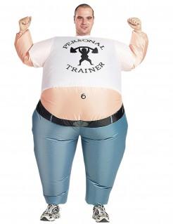 Aufblasbares Fitness-Kostüm
