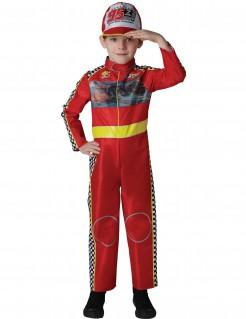 Rennfahrer Kinderkostüm Cars 3™ Lizenzartikel bunt