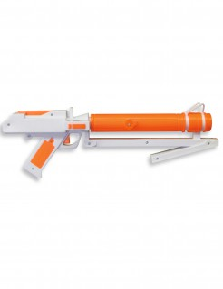 Storm-Trooper-Waffe Orange/Weiß