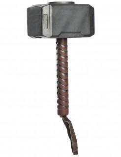 Mjolnir Thor™ Hammer aus Avengers™ grau-braun 30 cm