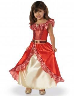 Elena von Avalor™ Kinderkostüm Lizenzware rot-beige