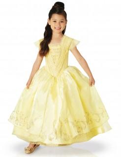 Disney™ Belle™ Kinderkostüm Lizenzware gelb