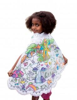 Prinzessinnen-Umhang für Mädchen