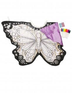 Flügel Schmetterling mit Strass für Mädchen