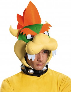 Bowser-Hut Nintendo®-Lizenzartikel Super Mario grün-orange-gelb