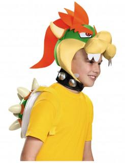Bowser-Accessoire-Set für Kinder Nintendo®-Lizenzartikel bunt