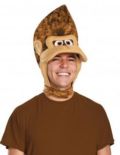 Donkey Kong Hut Nintendo®-Lizenzartikel braun