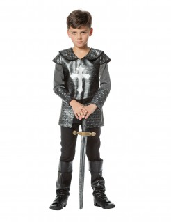 Kostüm Ritter in der Rüstung für Jungen