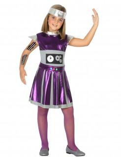 Kostüm Roboter für Mädchen