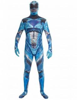 Power Rangers™ Morphsuits™ Anzug für Erwachsene blau
