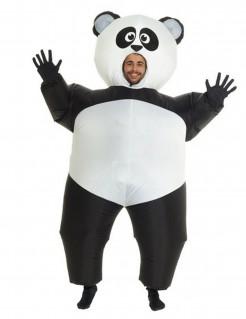 Morphsuits™ Kostüm aufblasbarer Panda für Erwachsene