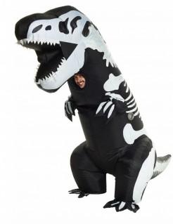 Morphsuits™ Kostüm aufblasbares T-rex Skelett für Erwachsene