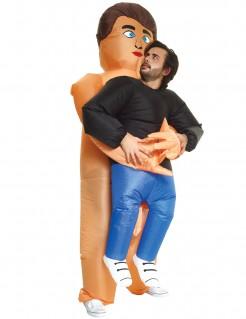 Nackter Mann Morphsuits™ Kostüm für Herren