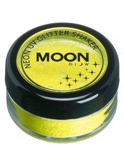 UV-Puder Make-up Moonglow© neongelb 5g