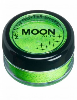 UV-Puder Make-up Moonglow© neongrün 5g