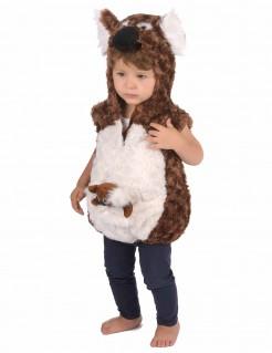 Süsses Koalakostüm für Kleinkinder braun