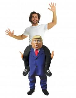 US-Präsident Carry-Me Morphsuits™ Kostüm für Herren