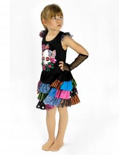 Punk-Kostüm für Mädchen