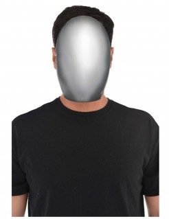 Gesichtsloser Maske