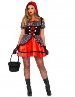 Kostüm Rotkäppchen für Damen