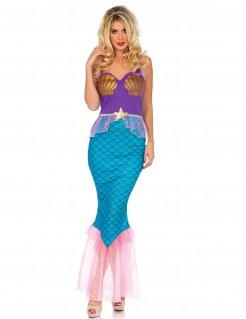 Kostüm sexy Meerjungfrau für Damen