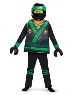 LEGO™ Ninjago™ Kinderkostüm Lloyd Lizenzware schwarz-grün