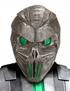 Maske galaktischer Cyborg für Erwachsene